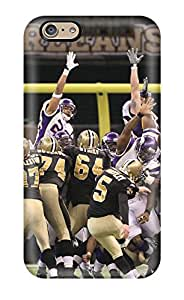 New Style 3233842K780672663 new orleansaints vikings NFL Sports & Colleges newest iPhone 6 cases