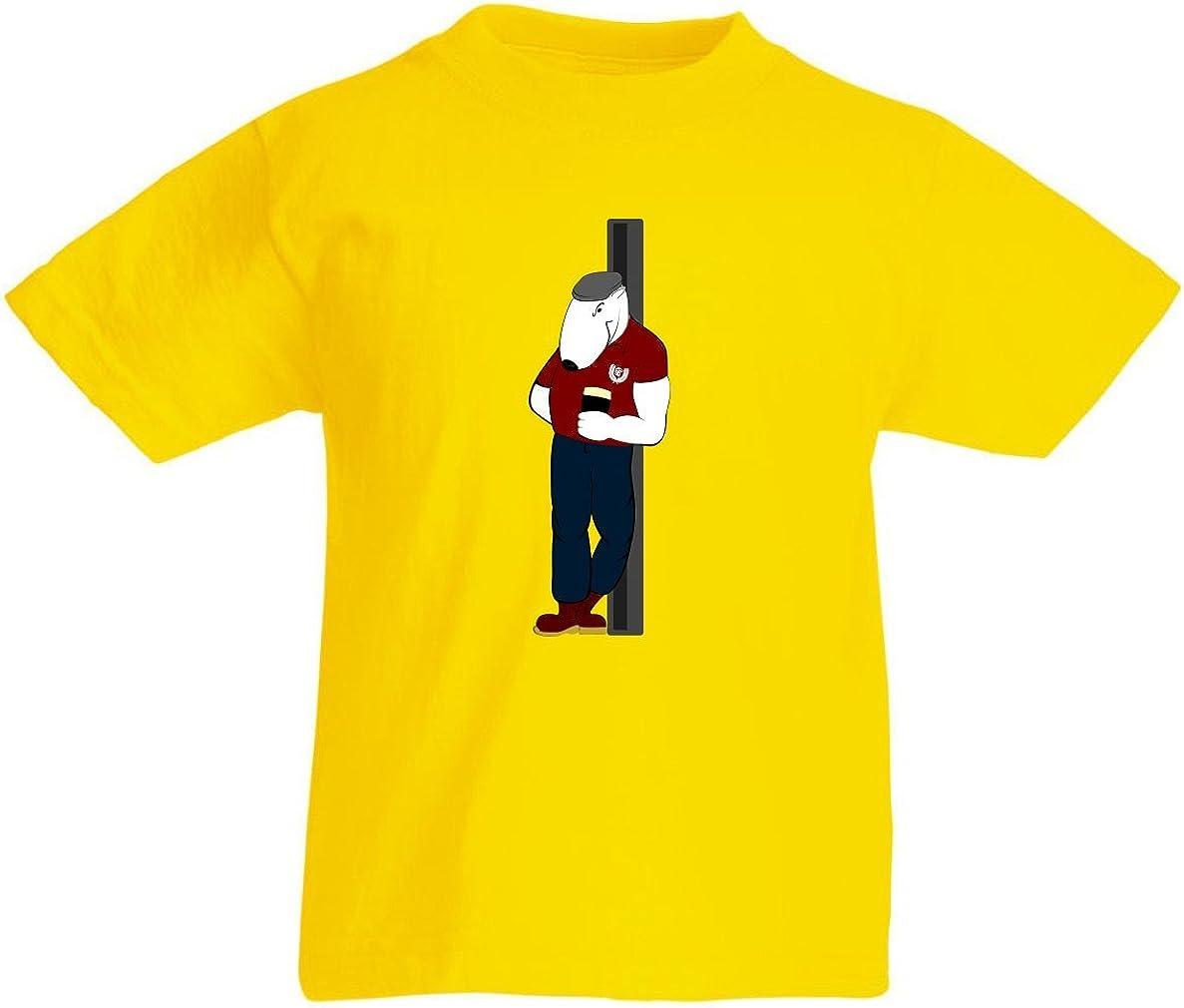 Camiseta de manga corta, punk, Skinhead, perro, animal, persona, hombre, cerveza, alcohol, para hombre, mujer y niños: Amazon.es: Ropa y accesorios