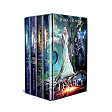 The Biodome Chronicles Box Set: 4 BOOKS: Legacy, Elements, Transitions, and Gamemaster