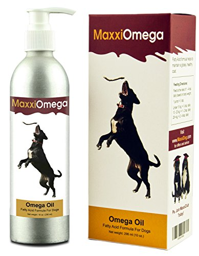 omega oil for dogs - 1