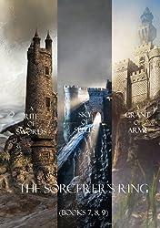 Sorcerer's Ring Bundle (Books 7,8,9) (The Sorcerer's Ring Collection Book 3)