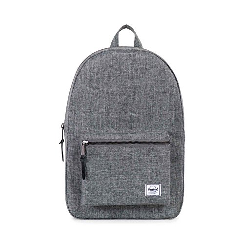 Herschel Supply Co. Settlement Backpack, Raven Crosshatch, One Size