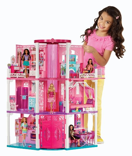 Barbie Dream House Buy Online In Uae Toy Products In
