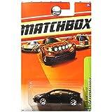 Matchbox 2010, '08 Toyota Prius (Black) 26/100, Metro Rides. 1:64 Scale.