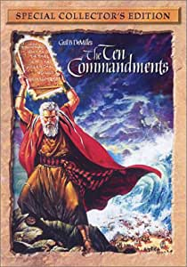 The Ten Commandments (Special Collector's Edition)