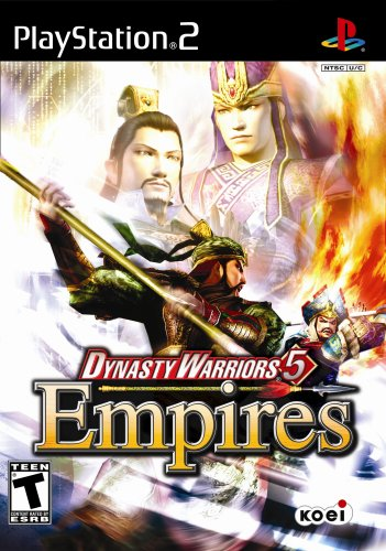 (Dynasty Warriors 5 Empires - PlayStation 2 )