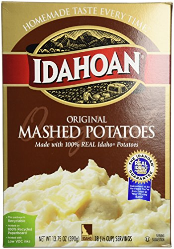 Idahoan Potato, Flakes, 13.75 oz