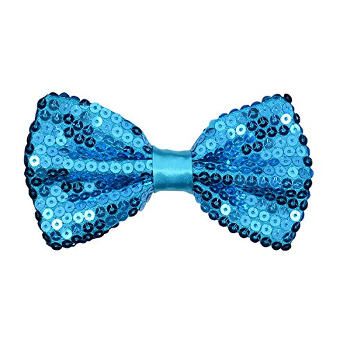 Men's Sparkle Sequin Banded Bow Ties ()