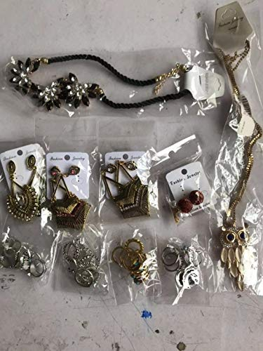 12pcs necklace pendant vintage owl jewelry mixed batch were shipped rebate does not change