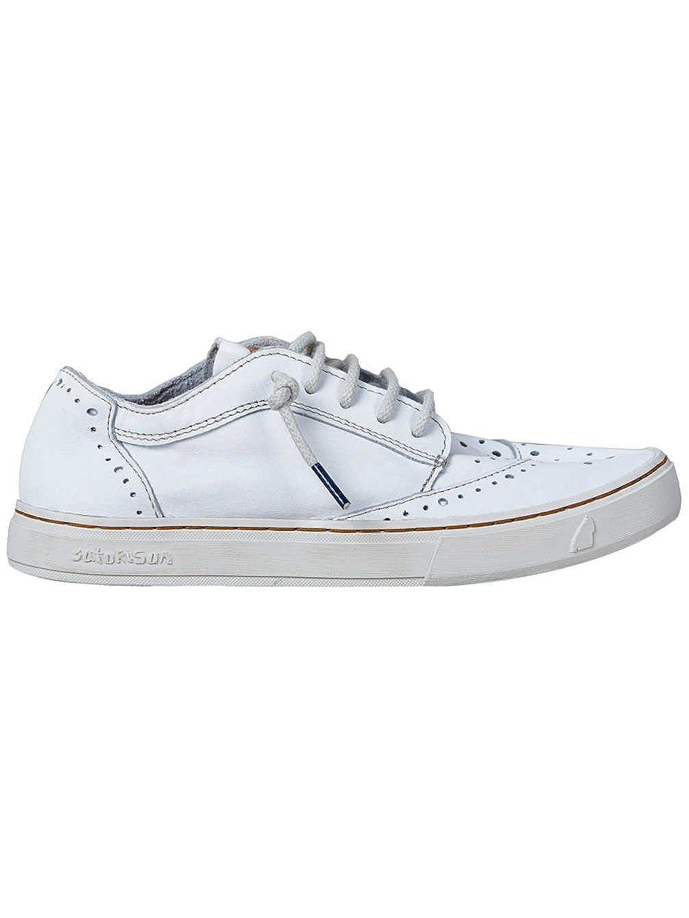 Satorisan Scarpe Sneaker Donna YUKAI P208 Napa White Primavera Estate 2018 36