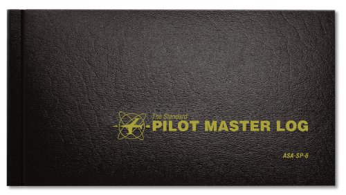 Standard Pilot Master Log Book (Standard Pilot Logbooks)