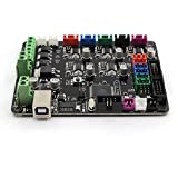 BIQU MKS-BASE V1.5 Plate Controller Board for 3D Printer Ramps 1.4