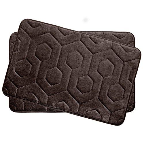 Bounce Comfort Hexagon Extra Thick Premi - Espresso Bath Shopping Results