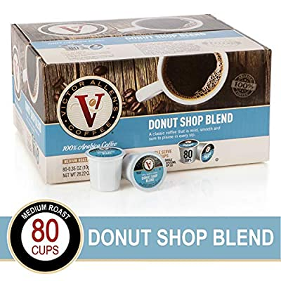 Victor Allen's Coffee Medium Roast Single Serve Coffee Pods by Trilliant Food & Nutrition LLC
