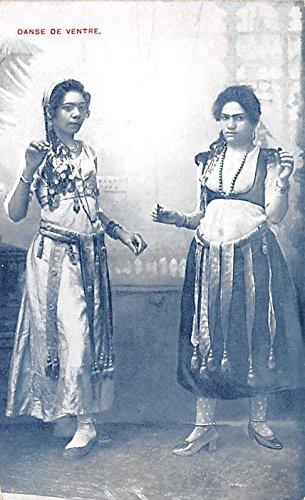 Danse de Ventre Egypt, Egypte, Africa Postcard