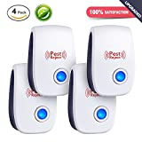 Best Pest Control Products - 2018 Ultrasonic Pest Repeller & Mouse Repellent Plug Review