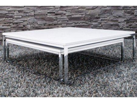 Table Design Pamela Basse Maison Blanc LaquéCuisineamp; qSULMzGVp