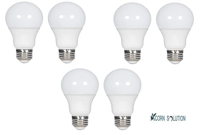 Acorn - Bombilla LED E27, luz blanca fría, clase energética A +, 11w