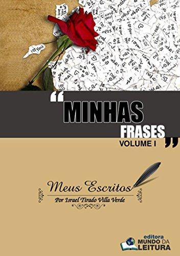 Amazoncom Minhas Frases Volume 1 Portuguese Edition Ebook