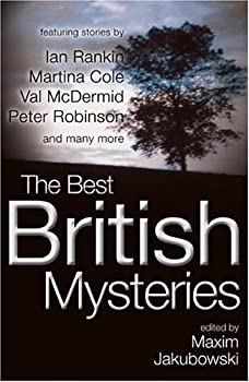 The Best British Mysteries 074908300X Book Cover