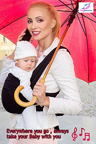 Baby Wrap Carrier Baby Sling For Infants Sturdy Baby Carrier For
