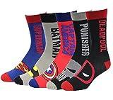Mens Funny Dress Socks Wedding Groomsmen's Socks 8-13,Multicolor