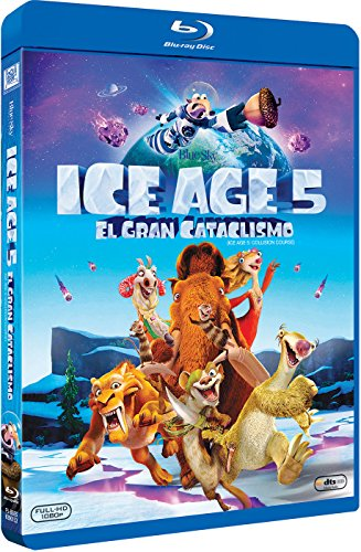 Ice Age 5 : El Gran Cataclismo (Blu-Ray) Ice Age: Collision Course [Non-usa Format: Pal -Import- Spain ]