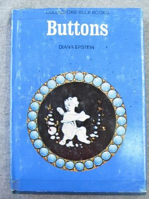 Buttons (Collector's Blue Books)