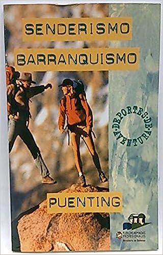 Libros de descarga de libros electrónicos gratis Senderismo barranquismo,puenting FB2 8401570018