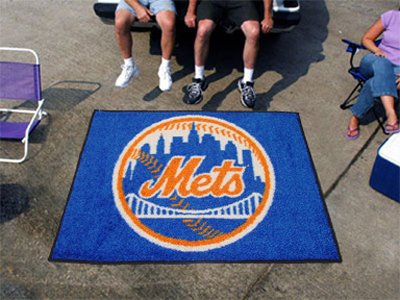 Tailgater Floor Mat - New York Mets (York New Floor Mets)