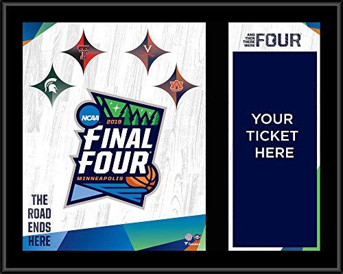 2019 NCAA Men's Basketball Tournament March Madness Final Four Bound 12