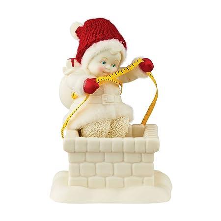 Department 56 Snowbabies Classics Measure Twice Deliver Once Figurine, 4.8
