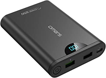 Omars 10000mAh Portable Power Bank