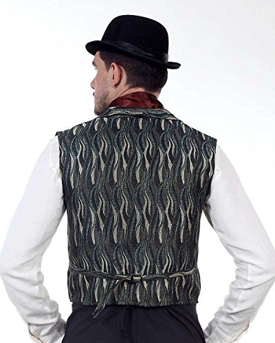 ThePirateDressing - Gilet - Homme Multicolore Bigarré