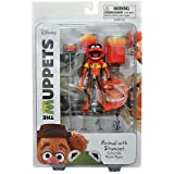 Disney's The Muppets Animal with Drumset 7 Inch Action Figure