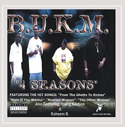 CD : B.U.K.M. - 4 Seasons (CD)