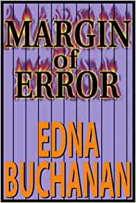 Britt Montero: Margin of Error 5 by Edna Buchanan (2015, MP3 CD, Unabridged)