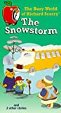 The Busy World of Richard Scarry - The Snowstorm [VHS]
