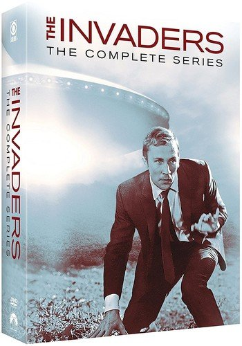 The Invaders: The Complete Series (Bronson Then Came Dvd)