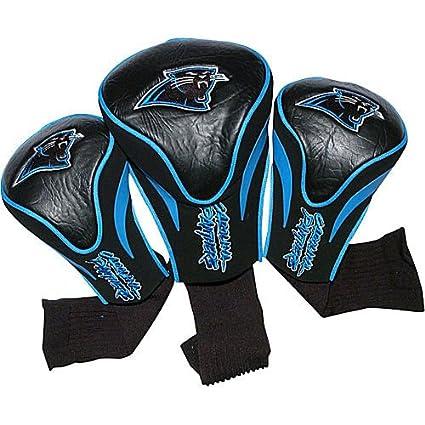 Amazon.com: Team Golf Carolina Panthers 3 Pack Contour ...