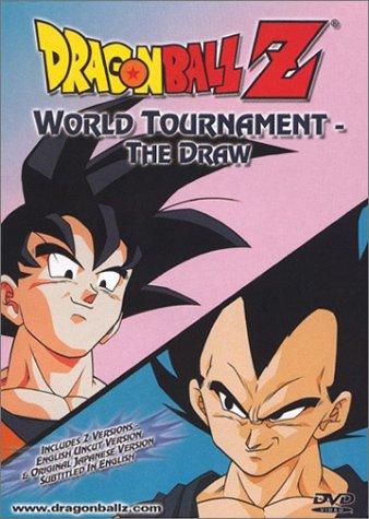 Dragon Ball Z - World Tournament - Draw