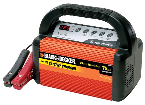 Amazon Com Black Decker Vec1095abd Smart Battery 25 10 2 Amp