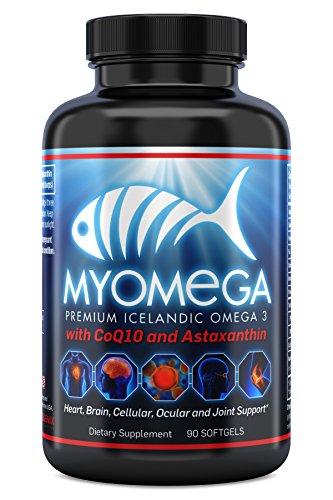 Myogenix Myomega Softgels, 90 Count