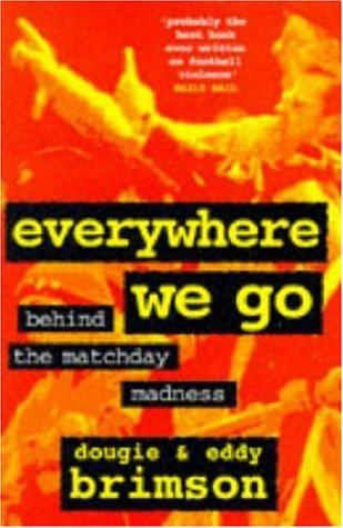 book cover of Everywhere We Go