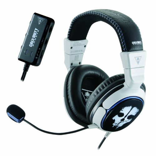 (Turtle Beach Call of Duty: Ghosts Ear Force Spectre Limited Edition Gaming Headset -Microsoft Xbox)