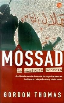 Mossad, la historia secreta par Gordon