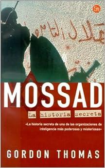Descargar PDF Gratis Mossad, La Historia Secreta