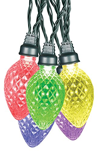 GEMMY COLOR CHANGING STRING LARGE PROP CHRISTMAS DECOR Light Lights Show Green - SS86765G (Wretched Animated Prop)