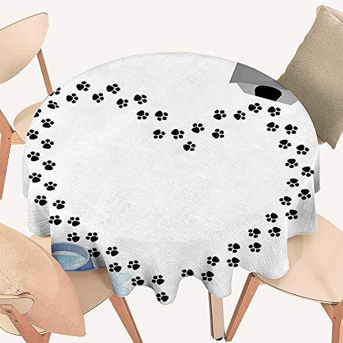 Dragonhome - Rizador de Pelo para Perro, diseño de círculos, Color ...