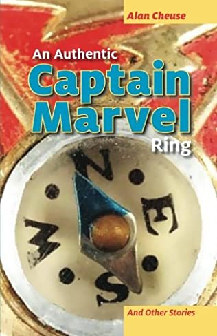 book cover of An Authentic Captain Marvel Ring and Other Stories
